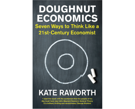 Cover photo of Doughnut Economics